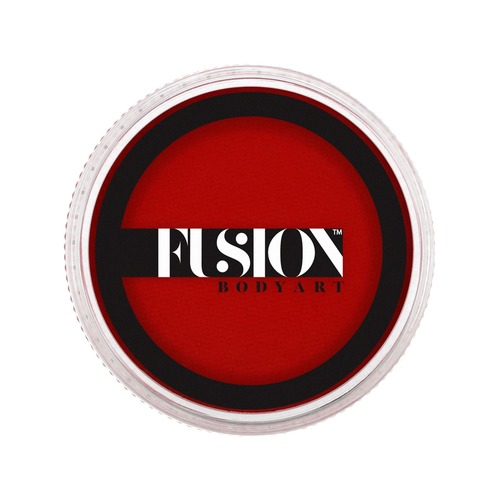 Fusion Body Art Face Paints – Prime Cardinal Red | 32g