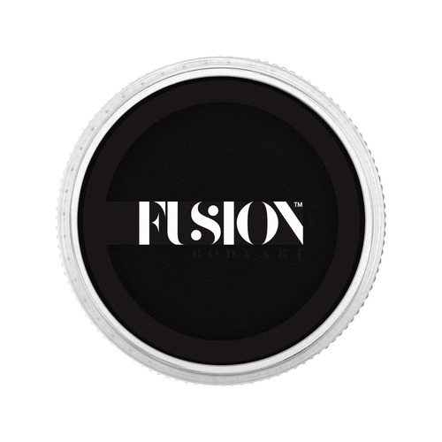 Fusion Body Art Face Paints – Prime Strong Black | 32g